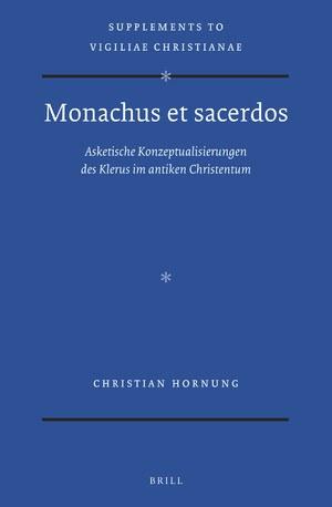 Monachus et sacerdos