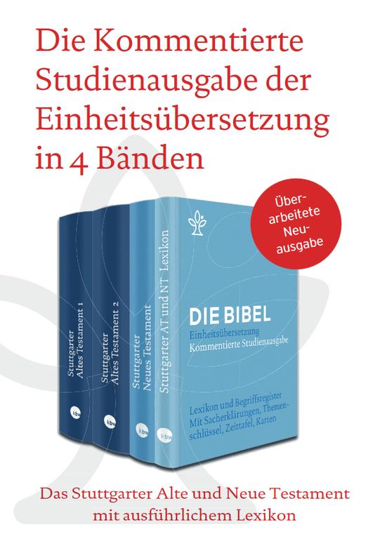 Das Stuttgarter Alte und Neue Testament mit ausführlichem Lexikon