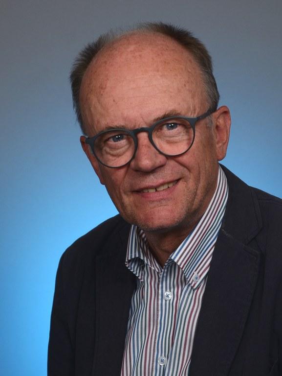 PD Dr. Wolfgang Reuter