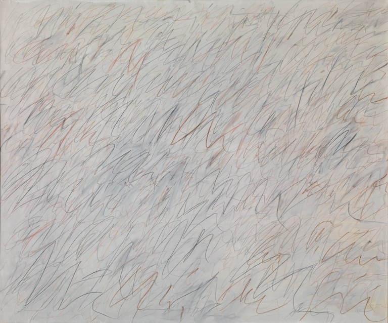 Cy Twombly – Nini's Painting
